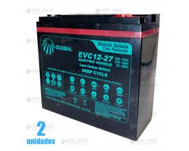 Bateria 12-27 Global