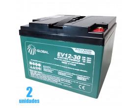 Bateria 12-30 Global