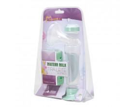 Bomba Tira-Leite Elétrica Verde 110v - Matern Milk