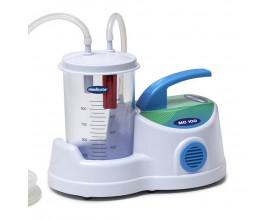 Bomba vácuo aspiradora 1 litro MD100 Medicate