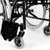 Apoio de pés rebatível/removível